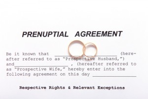 Tampa attorney for prenuptial agreement
